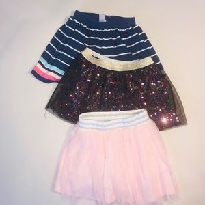 Epic Threads Carter's Splendid Girls skirt bundle